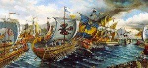 Battle of Salamis – 480BC