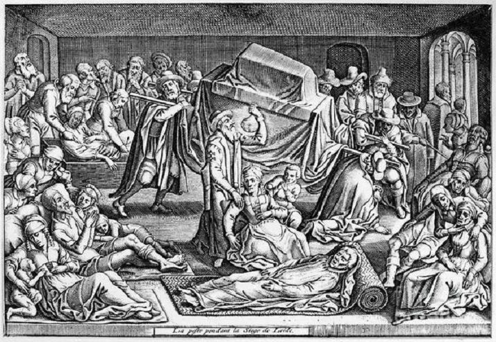 The Plague of Justinian 541-542 AD – Devastating Disasters