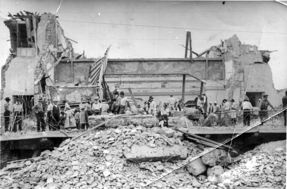 Chillan-Earthquake-1939