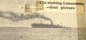 Lancastha-Sinking–1940