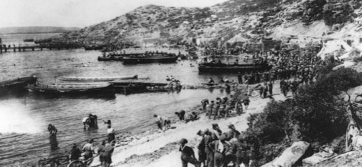 Gallipoli-Landings-1915-1916