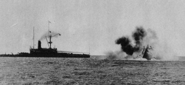 HMS-Victoria-Collision-1893