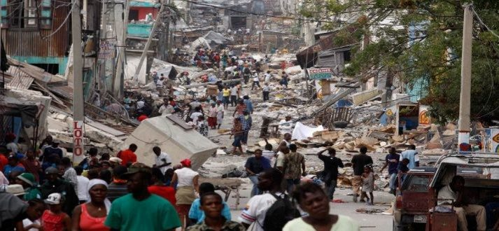 Haiti Earthquake – 2010