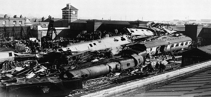 Harrow-Wealdstone-Rail-Crash-1952