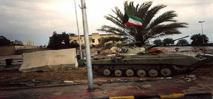 Iraq-Invasion-of-Kuwait-1990-1991