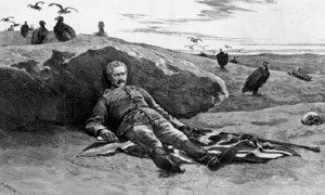 Khartoum-and-the-death-of-General-Gordon-1885