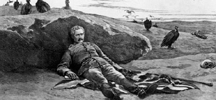 Khartoum-and-the-death-of-General-Gordon-1885