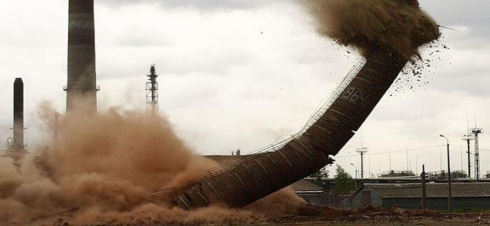 Korba-Chimney-Collapse-Scandal-2009