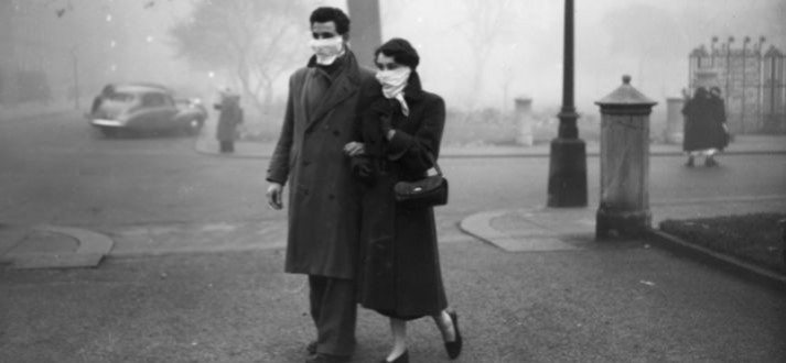 London's-Great-Smog-1952