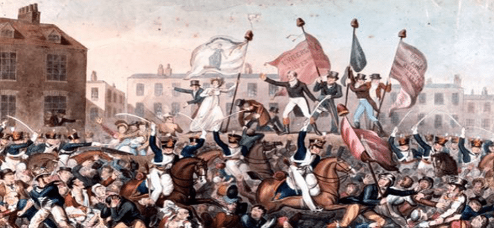 Peterloo-1819