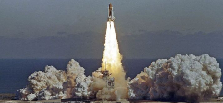 Space-Shuttle-Challenger-1986