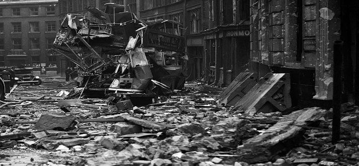 The-Blitz-on-London-1940-1941