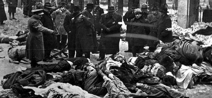 The-Holocaust-1940-1945