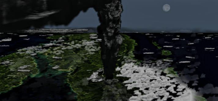 toba-supervolcano