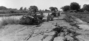 Fallon-Stillwater Earthquake – nevada-july-6-1954